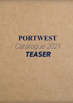 Portwest catalouge 2021 teaser